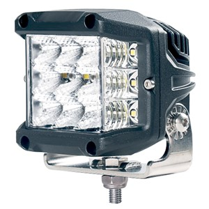 ARBEIDSLAMPE 3 WAY SHOOTER LAMP 9000 LUMEN